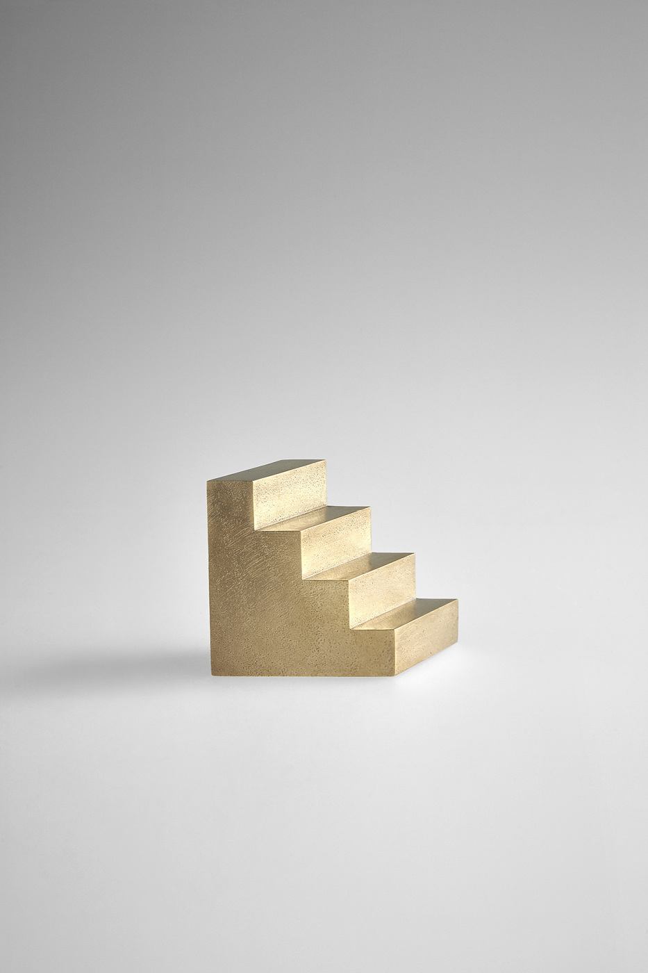 Brass Staircase Paperweight Studiokyss