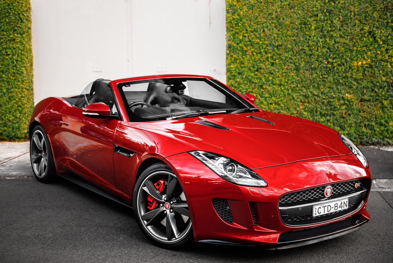 Jaguar FType VS Onpoint - 2015 jaguar f type v8 s