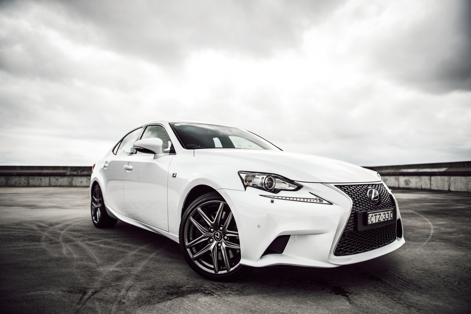 2015 lexus is350 f sport onpoint. Black Bedroom Furniture Sets. Home Design Ideas