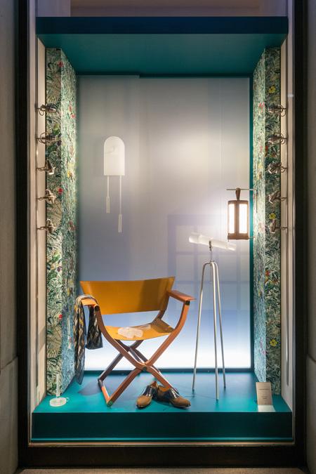 Herm 232 S Window Display Milan Studio Wm